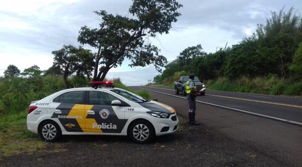 Polícia Rodoviária traz balanço das ações de fiscalização de trânsito, combate ao crime a missão de salvar vidas (Cedida/PM Rodoviária).