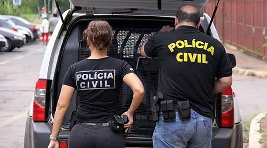 Polícia Civil realiza ampla operação para combater a atuação de organização criminosa (Imagem: Ilustração).