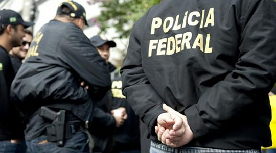 Polícia Federal faz prisões e cumpre mandados de busca e apreensão, em operação que investiga fraudes no seguro-desemprego (Foto: Marcelo Camargo / Arquivo Agência Brasil).