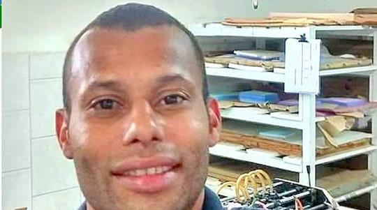 Flávio Aparecido Matheus morreu após ser golpeado com faca, na altura do pescoço (Reprodução/Visão Notícias Marília).