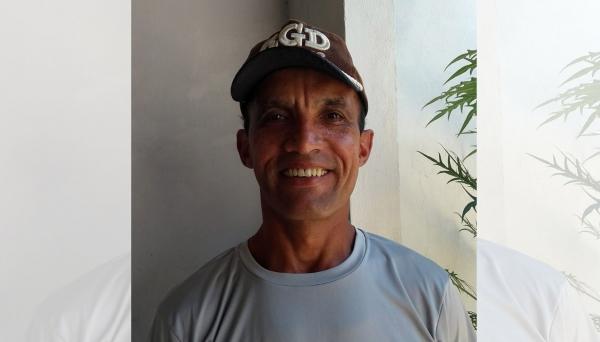 Paulo Sergio Silva morreu após acidente com equipamento de triturar ração (Foto: Arquivo Pessoal).