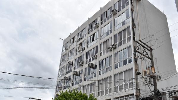 Prefeitura de Adamantina: Paço Municipal (Divulgação/PMA).
