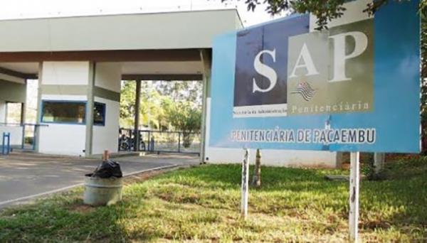 Detento da Penitenciária de Pacaembu é flagrado em interceptação telefônica realizada em investigação da Polícia Civil (Reprodução/G1).