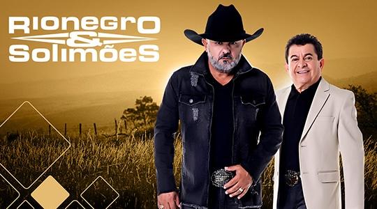 Rionegro & Solimões são a atração do Adamantina Rodeo Festival, nesta sexta-feira (Divulgação).