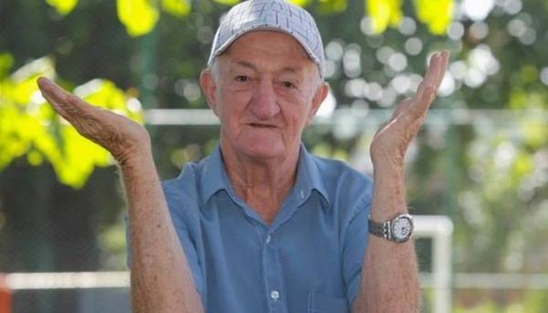 Russo, ex-assistente de palco da Globo, morre aos 85 anos