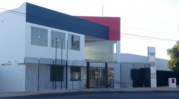 Nova sede da Delegacia Seccional da Polícia Civil de Adamantina fica na rua Josefina Dall?Antônia Tiveron, 100  (Cedida/PC).