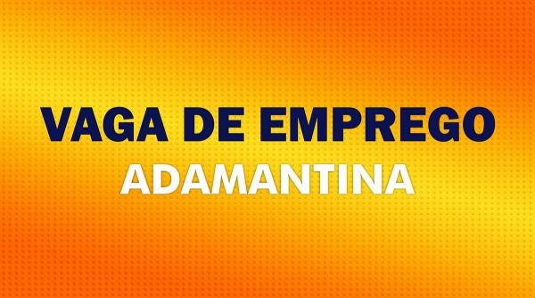 Vaga de emprego: Consultor Negócios I – Residir em Adamantina