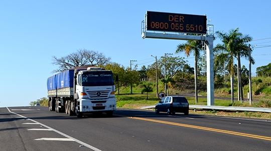 Em Adamantina, edital de concessão prevê duplicação da rodovia, passarelas e novos acessos na SP-294 (Foto: Siga Mais).