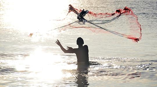 Pesca passa a ter restrições no período entre novembro e fevereiro, período de defenso da piracema (Foto: Pixabay).