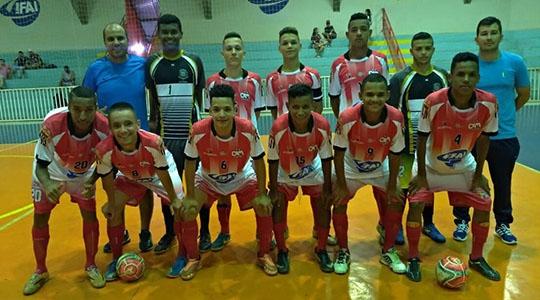 Equipe de Adamantina venceu o segundo jogo dos Jogos Abertos da Juventude pelo placar de 7 a 1 (Da Assessoria).