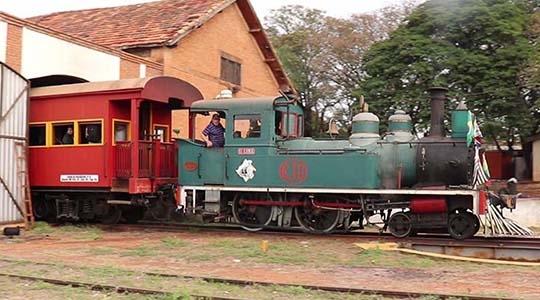 Depois de mais de um ano e meio de negociação, o Trem Turístico e Cultural Moita Bonita de Paraguaçu Paulista poderá voltará a realizar os passeios até o distrito de Sapezal (Foto: Fabrício Pena).