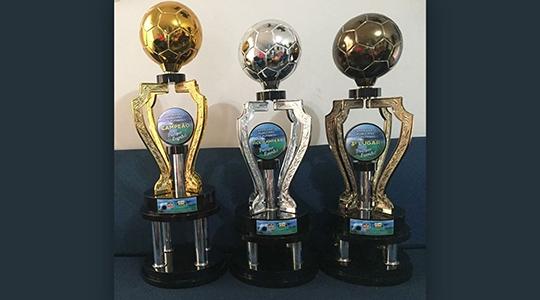 Equipes vencedoras receberão troféus e premiação em dinheiro (Ilustração).