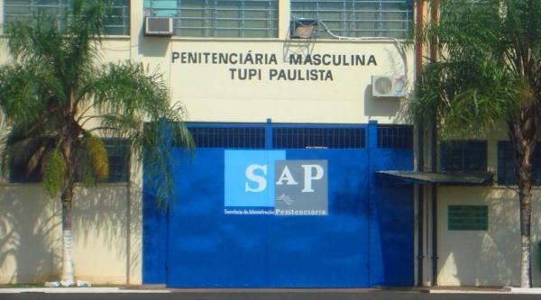 As duas penitenciárias de Tupi Paulista teriam 14 servidores positivos para Covid-19, diz Sindicato (Reprodução).