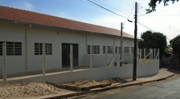 Atualmente, a população do Jardim Brasil recebe atendimento pela equipe no PAS 2. A Prefeitura de Adamantina aguarda autorização da Caixa Econômica Federal para inauguração (Foto: Da Assessoria).