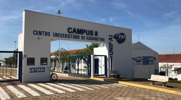 Com aulas em ambiente virtual, primeiro semestre letivo na UniFAI segue até o dia 18 de julho (Foto: Siga Mais).