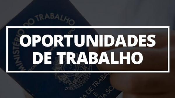 PAT de Adamantina está com mais de 20 vagas de emprego abertas